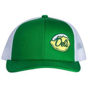 Del's Green Trucker Hat