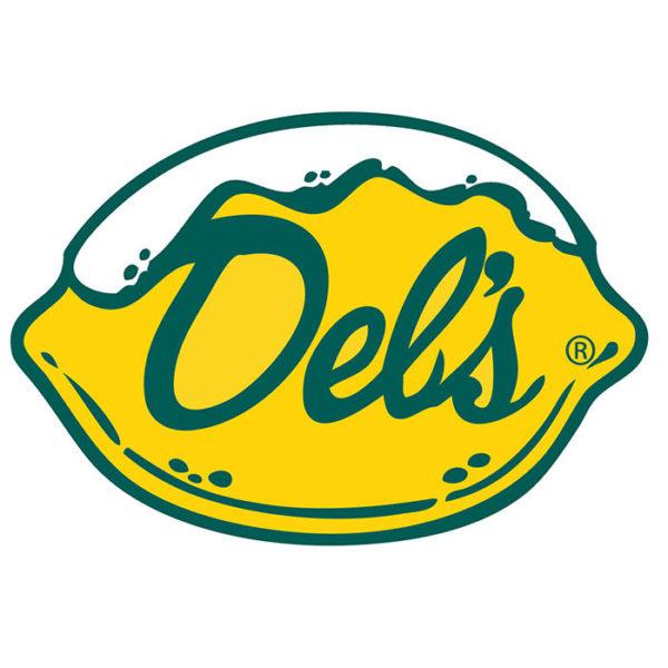 Del's Lemonade Sticker