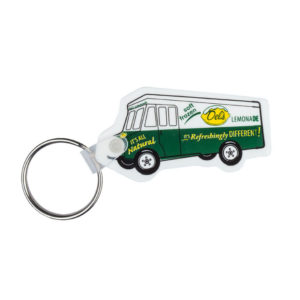 Del's Truck Keychain