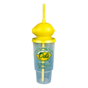 Del's Lemon Top Cup